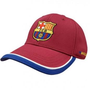 FC Barcelona baseball sapka stripe
