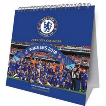 FC Chelsea asztali naptár 2019 official