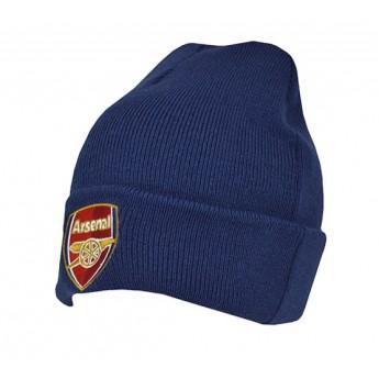 FC Arsenal kötött sapka blue logo