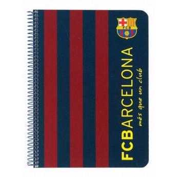 FC Barcelona füzetblokk A5