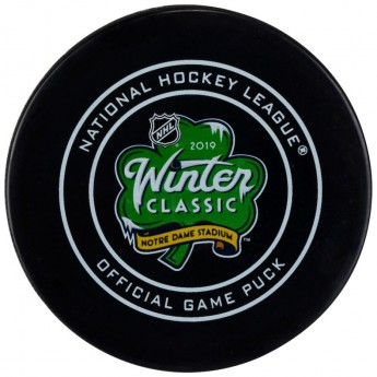 NHL korong 2019 NHL Winter Classic Official Game Puck