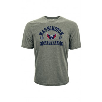 Washington Capitals férfi póló grey Icon Tee