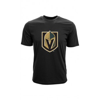 Vegas Golden Knights gyerek póló black Core Logo Tee