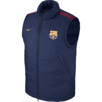 FC Barcelona azul férfi mellény