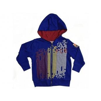 Barcelona pulóver azul