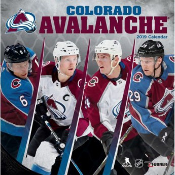 Colorado Avalanche naptár 2019
