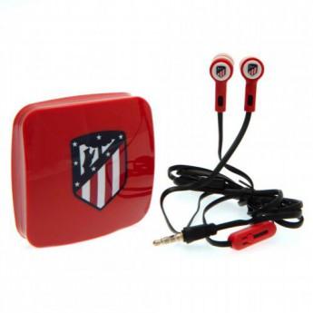 Atletico Madrid fülhalgató Earphones