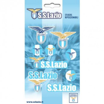 Lazio Roma matricák Sticker Set