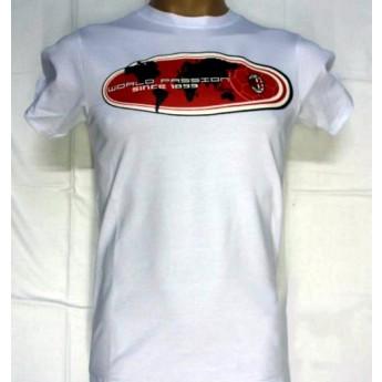 AC Milan férfi póló bianco