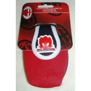 AC Milan neoprénből készült tok rosso
