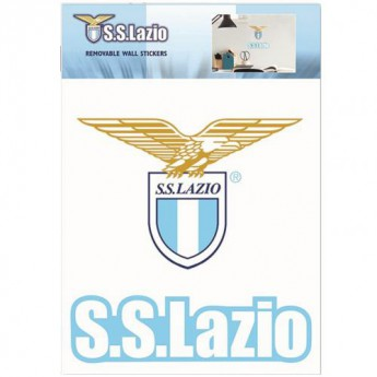 Lazio Roma fali matrica Wall Sticker A4