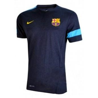 FC Barcelona férfi póló azul