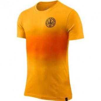 Barcelona férfi póló amarillo uno