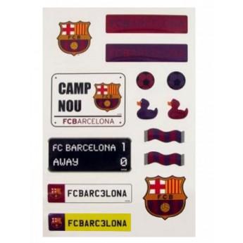 Barcelona fcb matricák