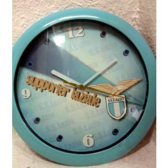 Lazio kék színű falióra blu
