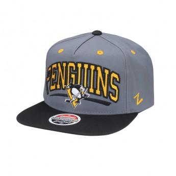 Pittsburgh Penguins baseball flat sapka Phenom Snapback