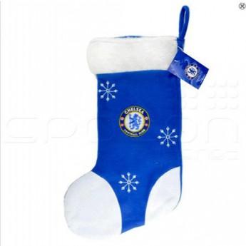 FC Chelsea karácsonyi harisnya snow
