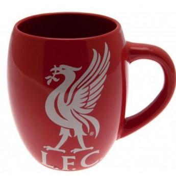 FC Liverpool ovális kerámia bögre