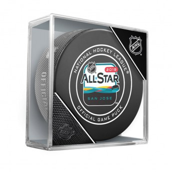 NHL korong 2019 All-Star Game Official Game Puck