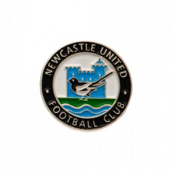 Newcastle United jelvény Badge Retro