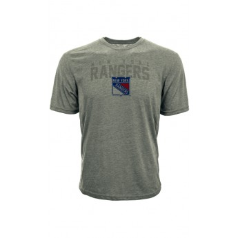 New York Rangers férfi póló grey Shadow City Tee