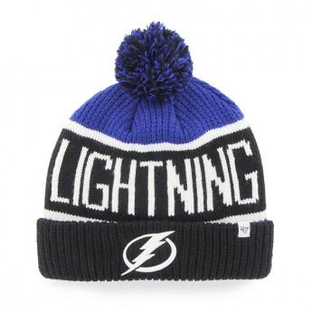 Tampa Bay Lightning télisapka 47 Calgary Cuff Knit