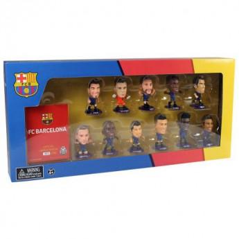 FC Barcelona bábu készlet SoccerStarz Team Pack
