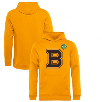 Boston Bruins gyerek kapucnis pulóver Winter Classic Primary Logo Yellow