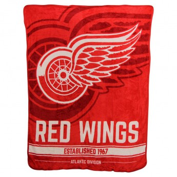 Detroit Red Wings takaró Super Plush Throw