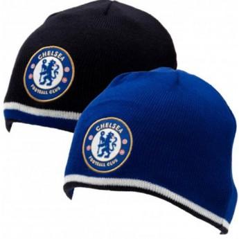 FC Chelsea kötött téli sapka two in one
