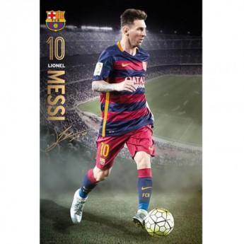 FC Barcelona Messi 92 poszter