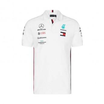 Mercedes AMG Petronas pólóing white F1 Team 2019