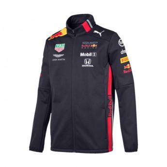 Red Bull Racing férfi kabát softshell navy Team 2019