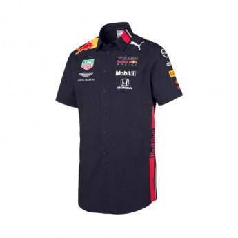 Red Bull Racing férfi ing navy Team 2019