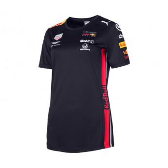 Red Bull Racing női póló navy Team 2019