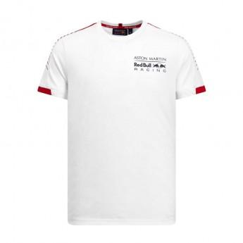 Red Bull Racing férfi póló white Seasonal Team 2019