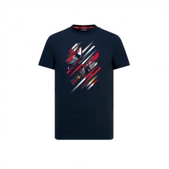 Red Bull Racing férfi póló navy Accelerate F1 Team 2019