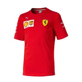 Ferrari gyerek póló red F1 Team 2019