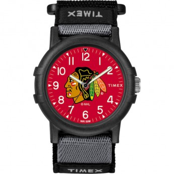 Chicago Blackhawks gyerek óra Timex Recruit