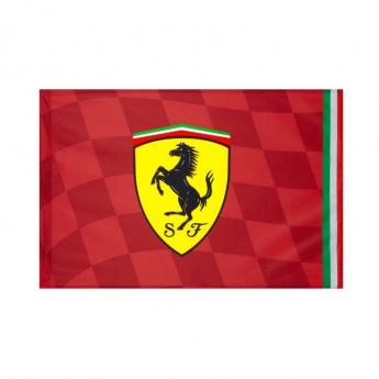Ferrari zászló red big 140 x 100 cm F1 Team 2019
