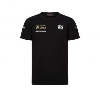 Haas F1 férfi póló Energy Team black F1 Team 2019