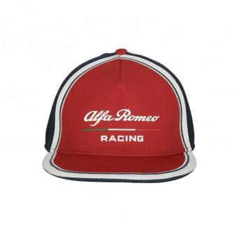 Alfa Romeo Racing baseball flat sapka Team red F1 Team 2019