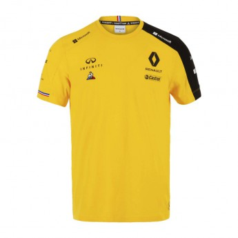 Renault F1 férfi póló Team yellow F1 Team 2019