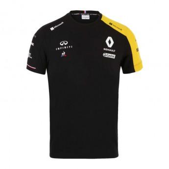 Renault F1 férfi póló Team black F1 Team 2019