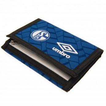 FC Schalke 04 pénztárca Umbro Wallet