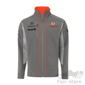 Vodafone Mclaren Mercedes Softshell férfi dzseki